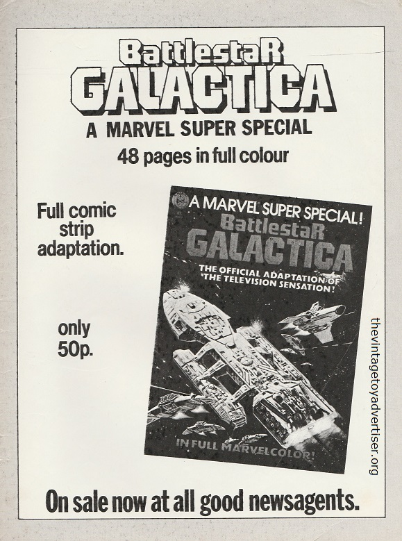 Does anyone else collect vintage Battlestar Galactica? - Page 3 Battle10
