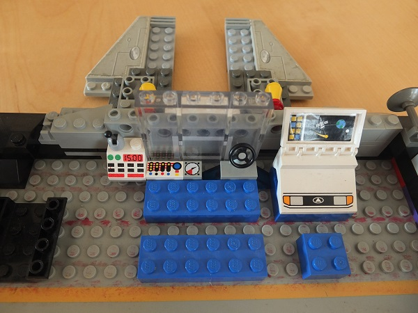 LEGO Millenium Falcon (the budget version) =) Falcon13