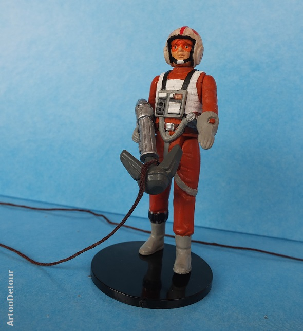 X-Wing and Snowspeeder Personnel - custom figures Luke_s11