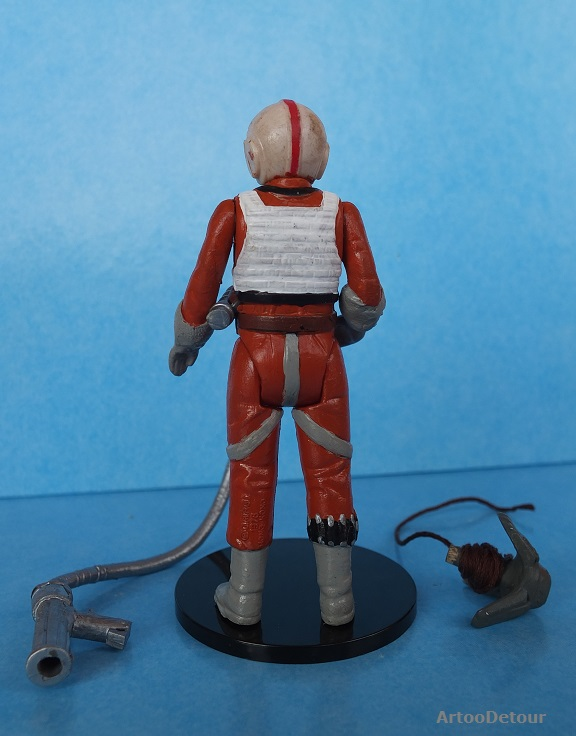 X-Wing and Snowspeeder Personnel - custom figures Luke_s13