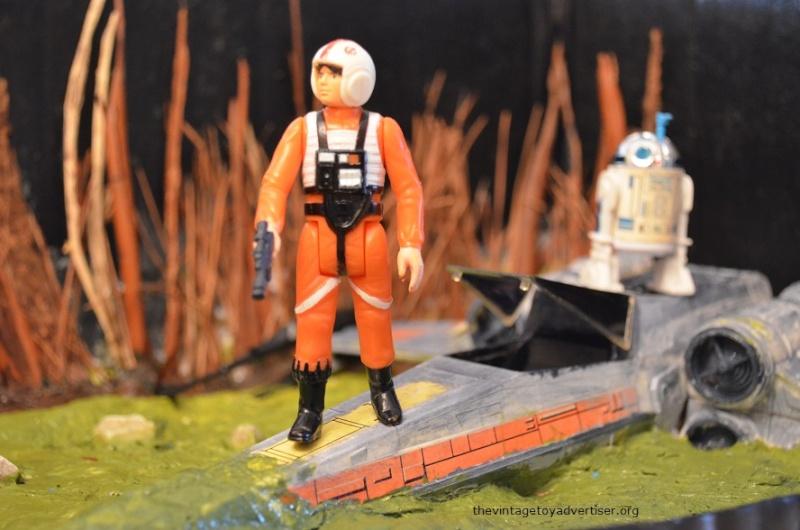 Dagobah diorama - X-Wing landing  Star_w19