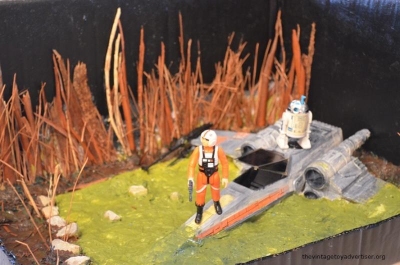 Dagobah diorama - X-Wing landing  Star_w20