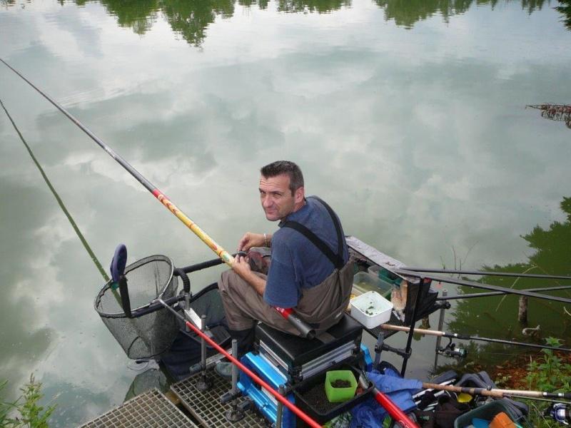 Festival de pêche sur le plan d'eau de Chuzelles (38) les 12 et 13 JUILLET P1140111