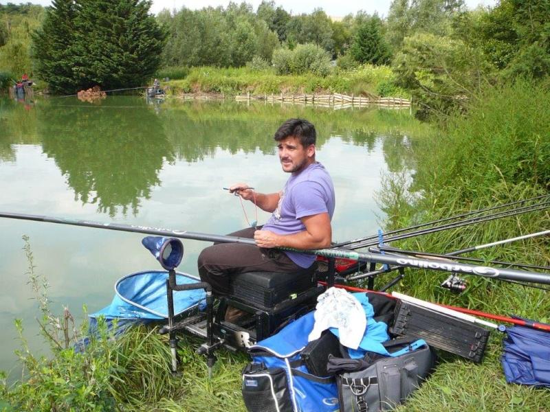 Festival de pêche sur le plan d'eau de Chuzelles (38) les 12 et 13 JUILLET P1140112