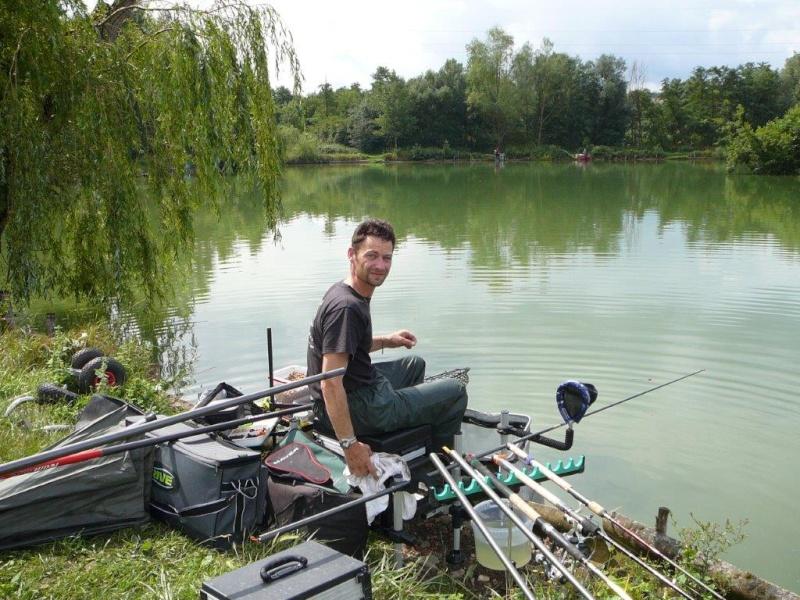 Festival de pêche sur le plan d'eau de Chuzelles (38) les 12 et 13 JUILLET P1140113