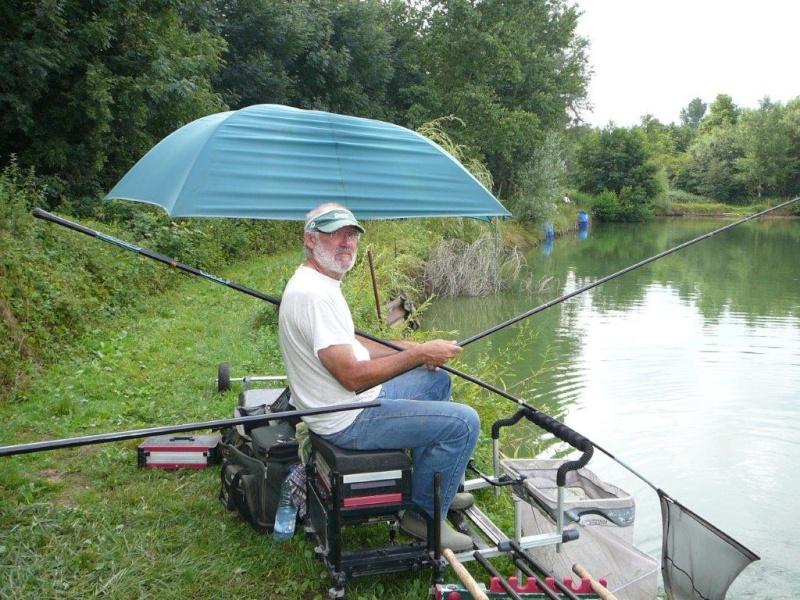 Festival de pêche sur le plan d'eau de Chuzelles (38) les 12 et 13 JUILLET P1140114