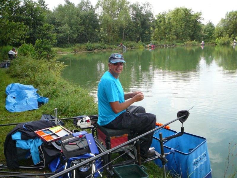 Festival de pêche sur le plan d'eau de Chuzelles (38) les 12 et 13 JUILLET P1140115