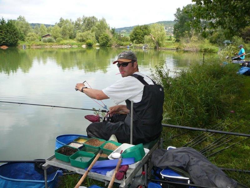 Festival de pêche sur le plan d'eau de Chuzelles (38) les 12 et 13 JUILLET P1140116
