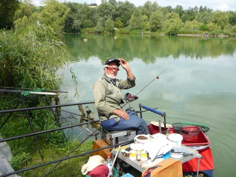 Festival de pêche sur le plan d'eau de Chuzelles (38) les 12 et 13 JUILLET P1140117