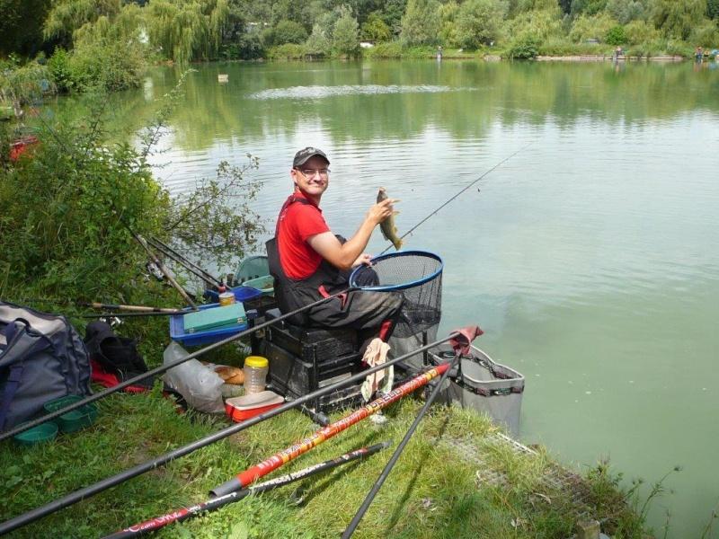 Festival de pêche sur le plan d'eau de Chuzelles (38) les 12 et 13 JUILLET P1140118