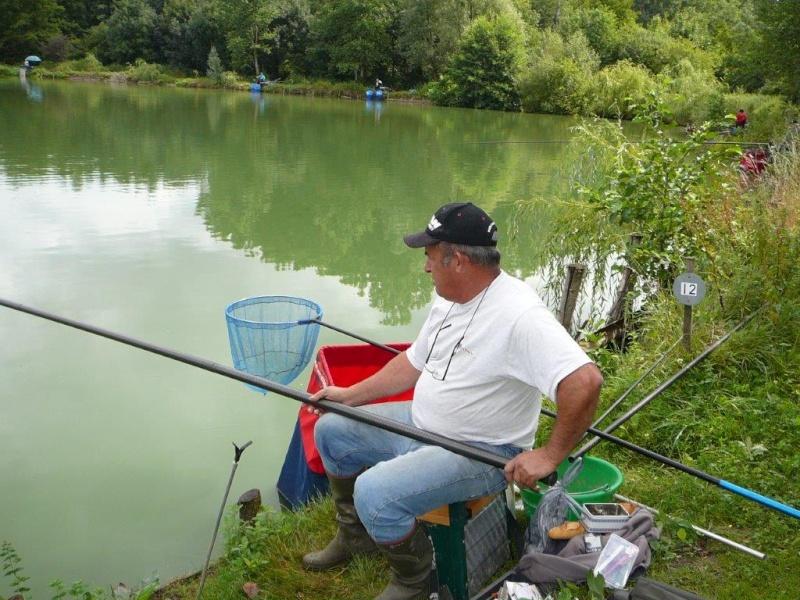 Festival de pêche sur le plan d'eau de Chuzelles (38) les 12 et 13 JUILLET P1140119