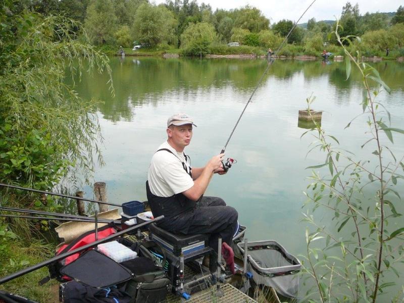 Festival de pêche sur le plan d'eau de Chuzelles (38) les 12 et 13 JUILLET P1140120