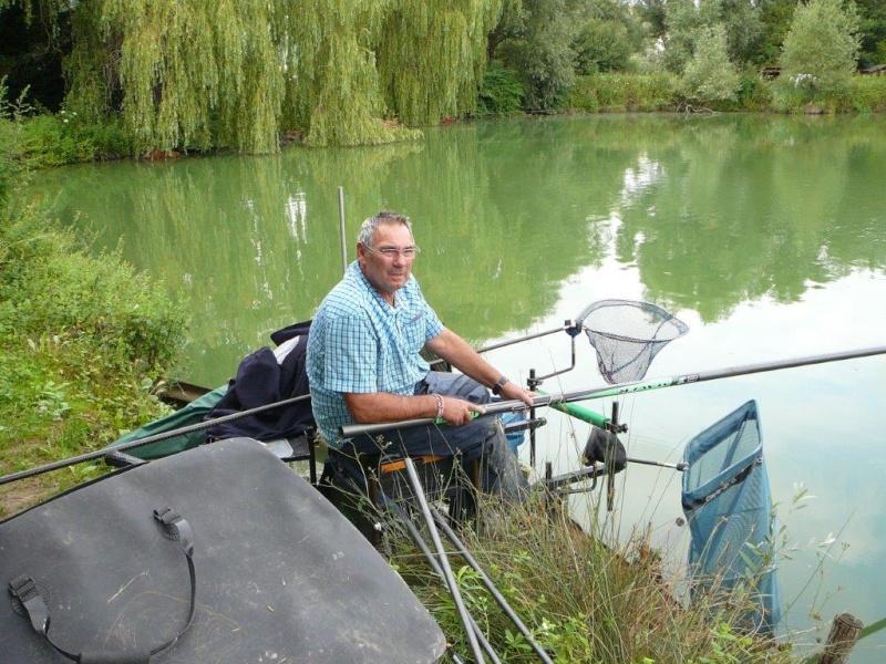 Festival de pêche sur le plan d'eau de Chuzelles (38) les 12 et 13 JUILLET P1140121