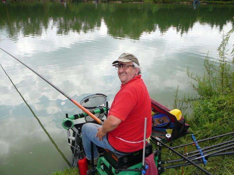 Festival de pêche sur le plan d'eau de Chuzelles (38) les 12 et 13 JUILLET P1140123