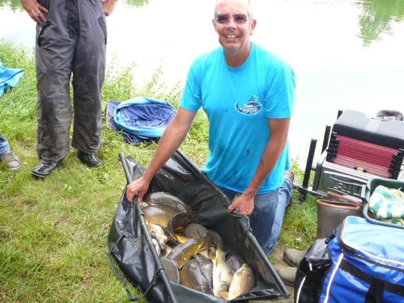 Festival de pêche sur le plan d'eau de Chuzelles (38) les 12 et 13 JUILLET P1140125