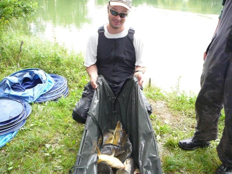 Festival de pêche sur le plan d'eau de Chuzelles (38) les 12 et 13 JUILLET P1140126