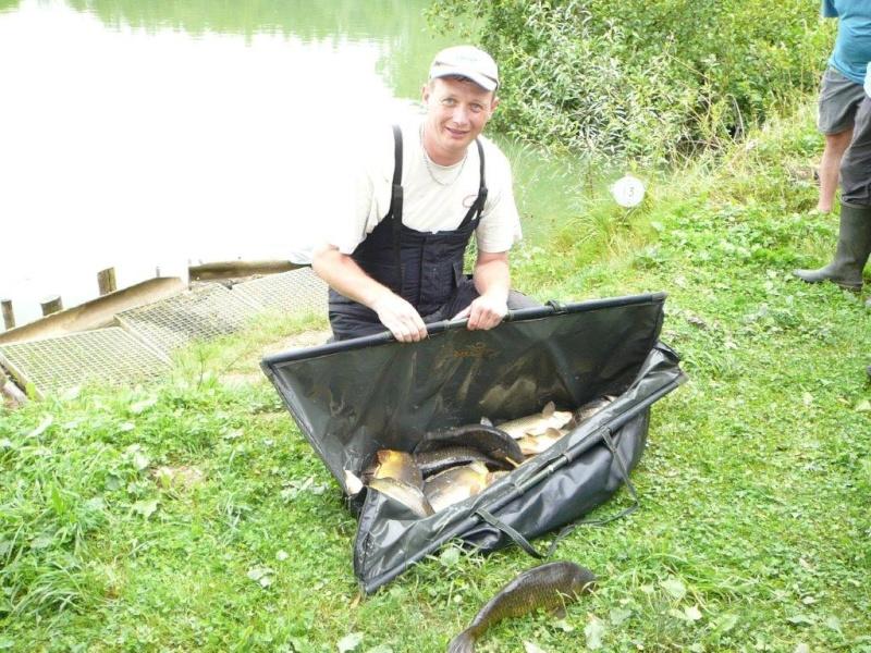 Festival de pêche sur le plan d'eau de Chuzelles (38) les 12 et 13 JUILLET P1140128