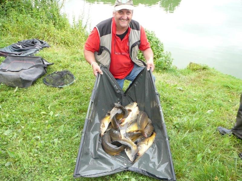 Festival de pêche sur le plan d'eau de Chuzelles (38) les 12 et 13 JUILLET P1140129