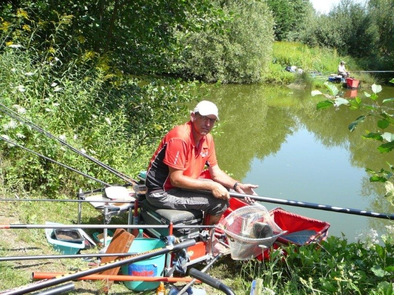 Concours individuel le 27 juillet sur le plan d'eau de chuzelles  P1140134