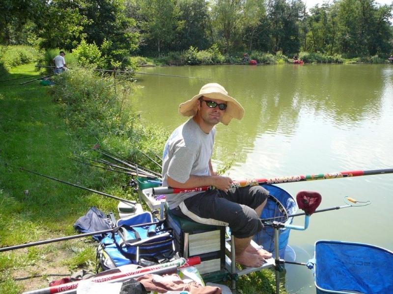 Concours individuel le 27 juillet sur le plan d'eau de chuzelles  P1140139