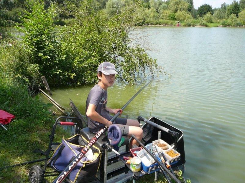 Concours individuel le 27 juillet sur le plan d'eau de chuzelles  P1140143