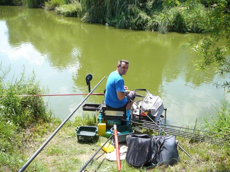 Concours individuel le 27 juillet sur le plan d'eau de chuzelles  P1140147