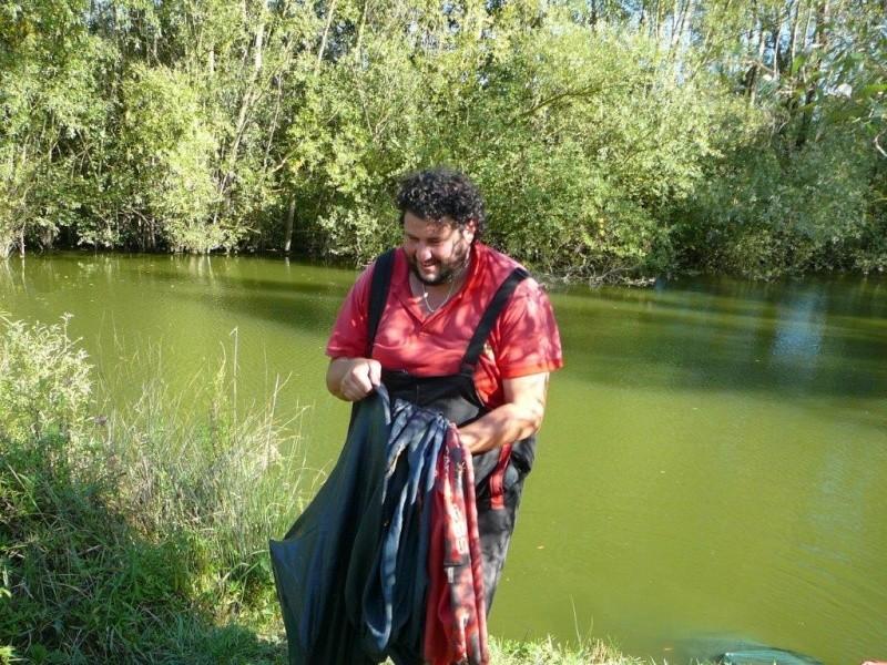 CRITÉRIUM D'AUTOMNE 2014 Plan d'eau de Chuzelles (38) P1140711