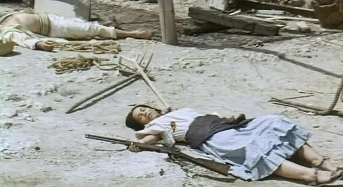 I senza Dio - Il était une fois à El Paso - I senza Dio - Roberto Bianchi Montero - 1972 118ps810
