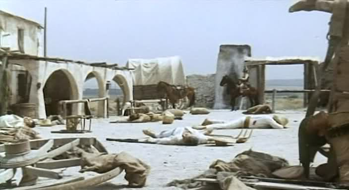 I senza Dio - Il était une fois à El Paso - I senza Dio - Roberto Bianchi Montero - 1972 309rpr10