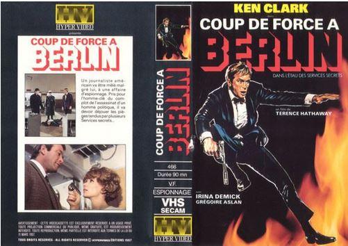 Coup de force à Berlin. Tiffany memorandum. 1967. Sergio Grieco. Captur15
