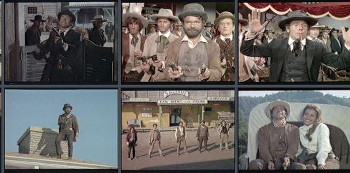 Le Juge - La loi à l'ouest du Pécos - 1971 - Frederico Chentrens - Jean Girault Captur20