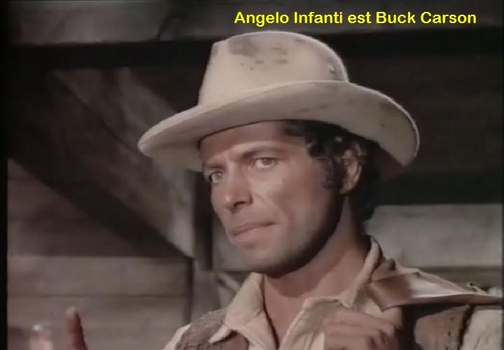 Le Juge - La loi à l'ouest du Pécos - 1971 - Frederico Chentrens - Jean Girault Captur26