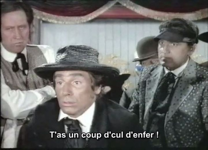 Le Juge - La loi à l'ouest du Pécos - 1971 - Frederico Chentrens - Jean Girault - Page 2 Cul10