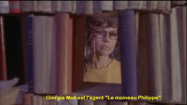 Les Russes ne boiront pas de Cola-Cola  (Italian secret service) -1968 - Luigi Comencini   Giorga10