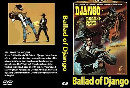 Haut les mains, salaud! Giù le mani... Carogna! (Django Story). 1971. Demofilo Fidani. Lumino10