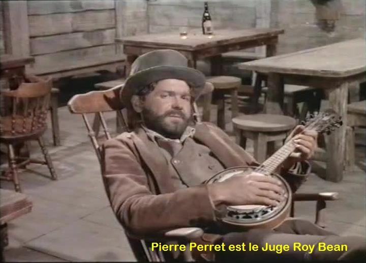 Le Juge - La loi à l'ouest du Pécos - 1971 - Frederico Chentrens - Jean Girault Vlcsna90