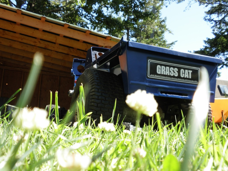 Pick up lawn tractor - Page 3 P7061410