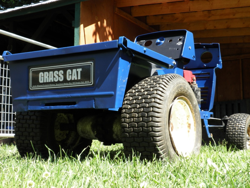 Pick up lawn tractor - Page 3 P7061414