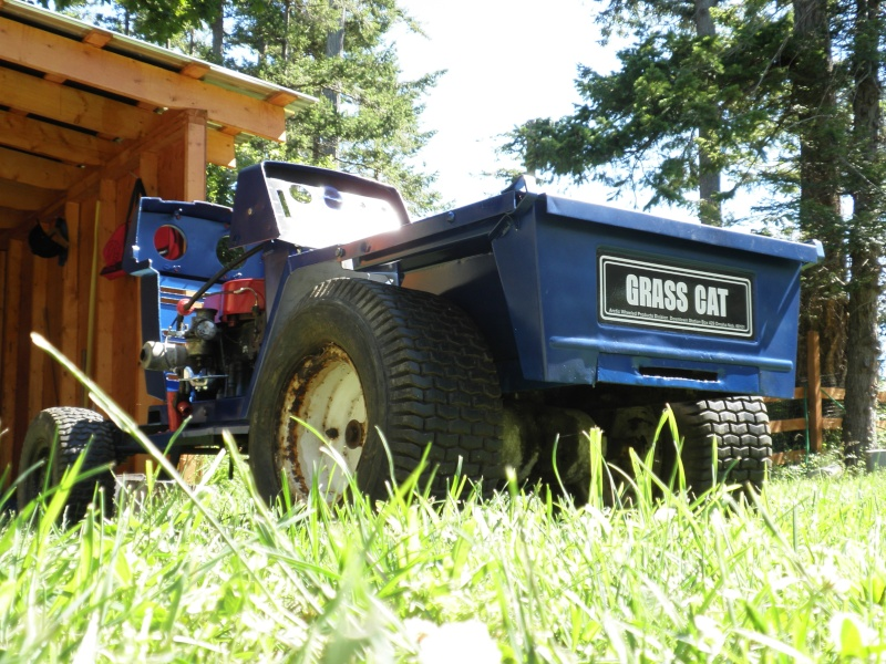 Pick up lawn tractor - Page 3 P7061415