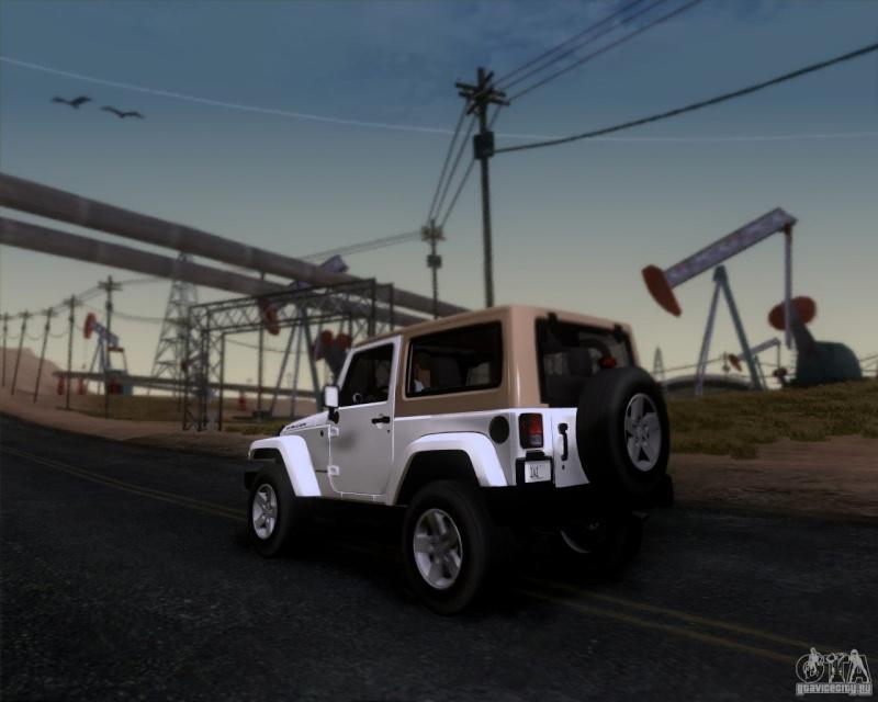 [Mesa] Jeep Wrangler Rubicon 13499810