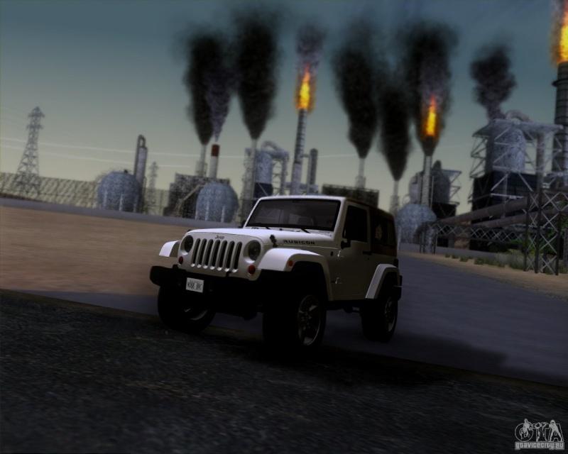 [Mesa] Jeep Wrangler Rubicon 13499811