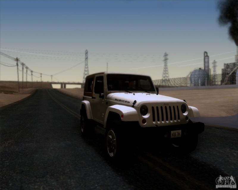 [Mesa] Jeep Wrangler Rubicon 13499812
