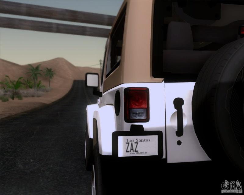 [Mesa] Jeep Wrangler Rubicon 13499813