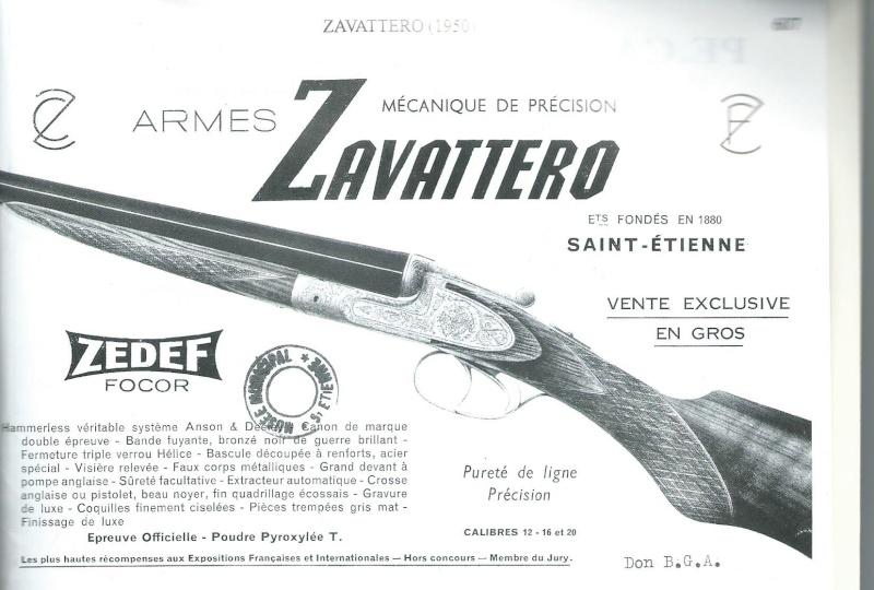 Identification fusil juxtaposé Zavatt11