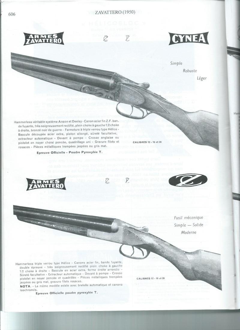 Identification fusil juxtaposé Zavatt13