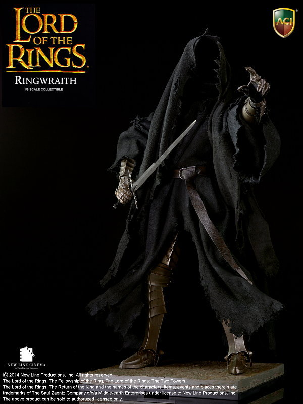 ACI TOYS - LORD OF THE RING - RINGWRAITH Dsc_0410