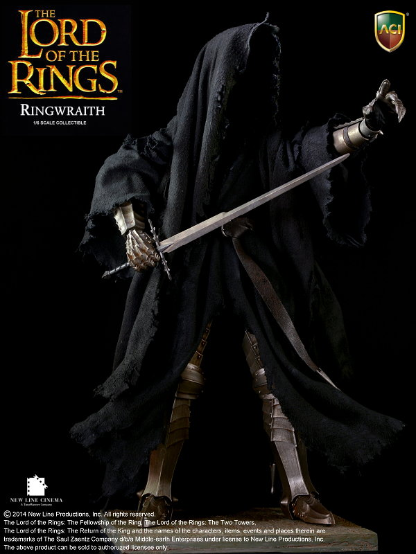 ACI TOYS - LORD OF THE RING - RINGWRAITH Dsc_0411