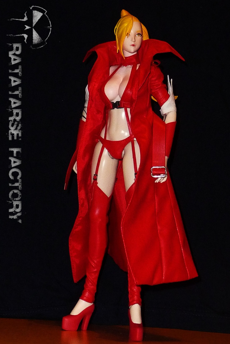 Ratatarse Collection - Hot Toys / Medicom et customs... P1240115