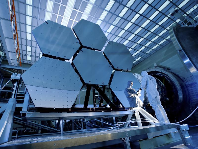 JWST  - Le télescope spatial - 2021 - Page 4 Mirror10