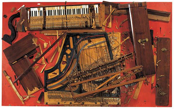Les œuvres pour piano seul Arman-10